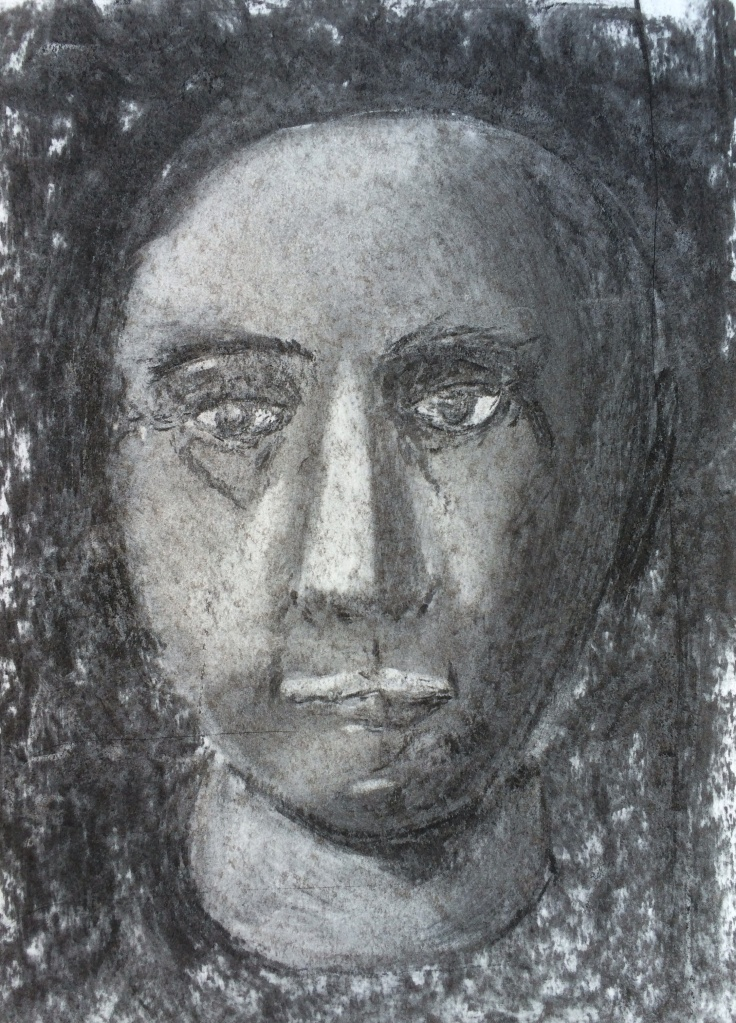 Charcoal head